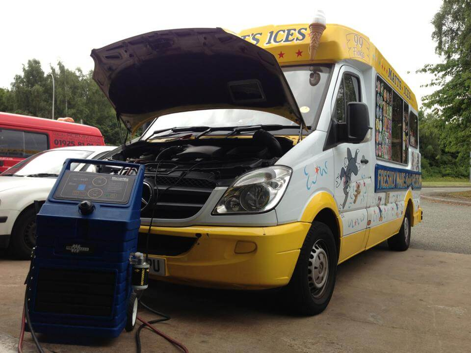 Can you TerraClean any vehicle?