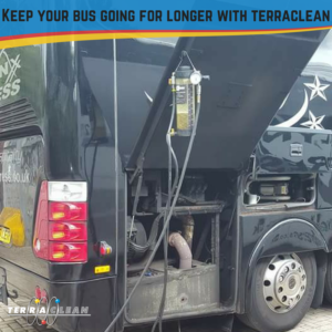 Vehicle - You can TerraClean a Bus