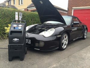 Vehicle - You can TerraClean a Sports Car