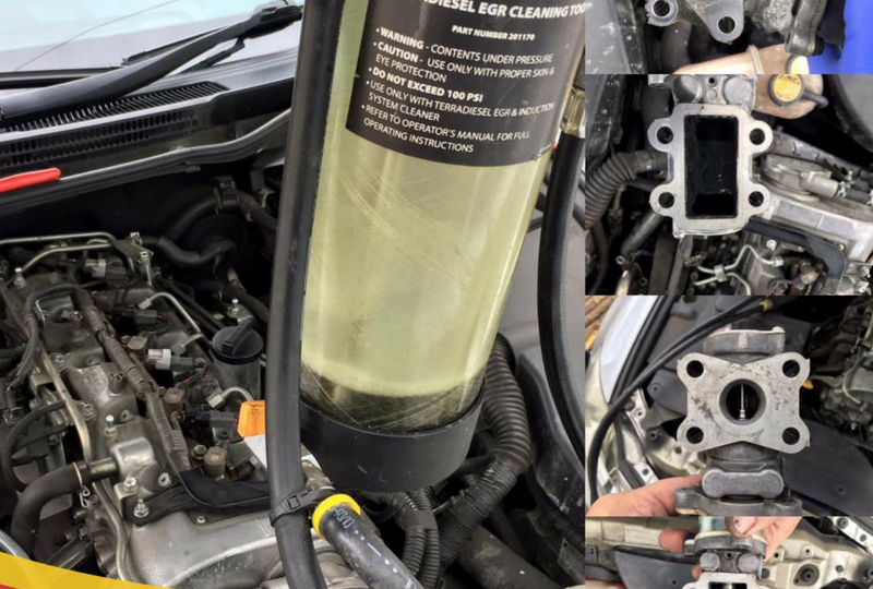 Tales from TerraClean - engine carbon cleaning success stories