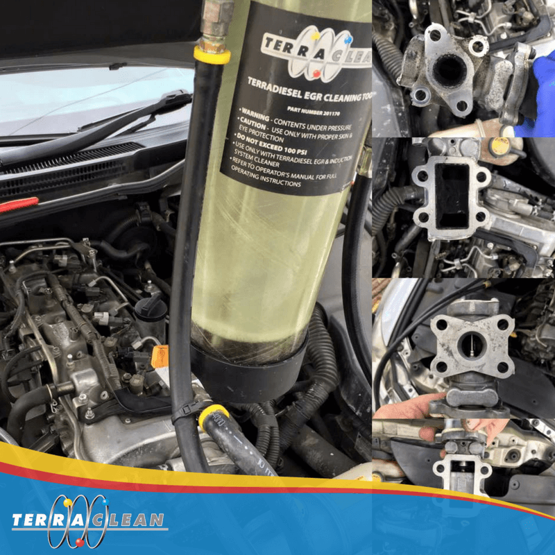 Tales from TerraClean – examples of our work