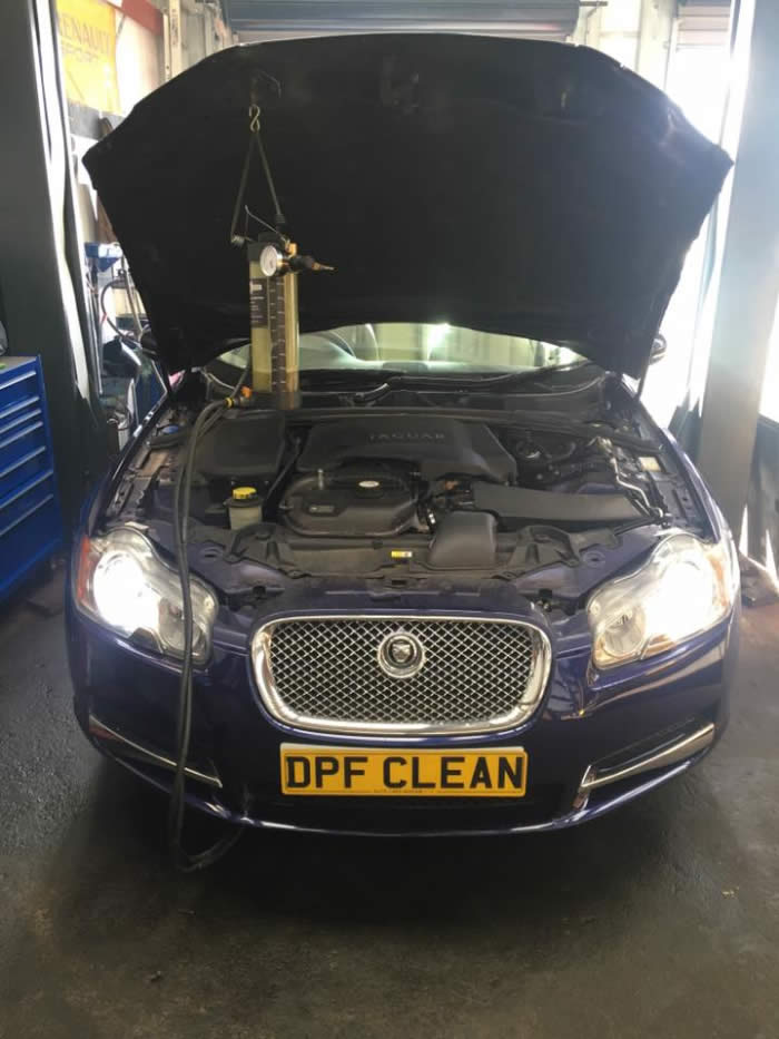 DPF Cleaning Dilemma – What TerraClean can do for you