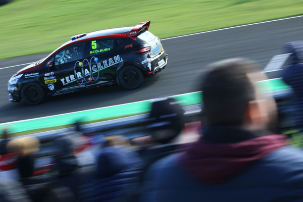 Ben Colburn Bounces Back In Knockhill